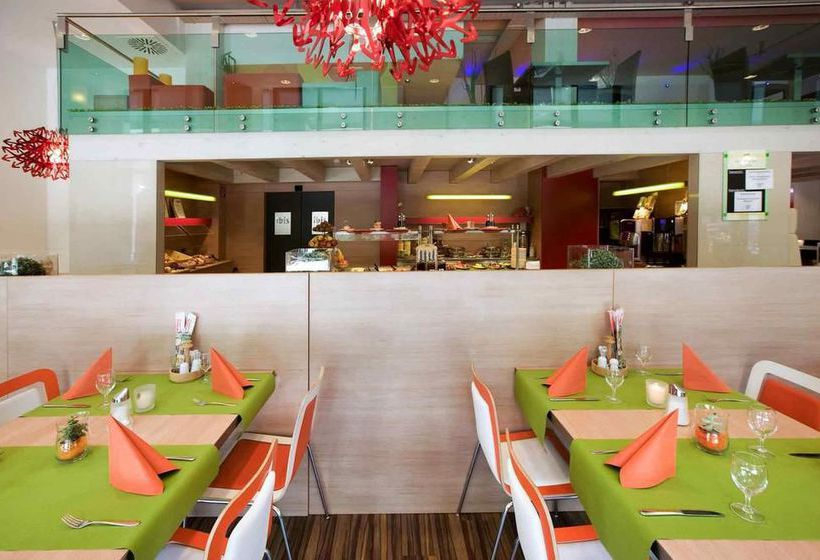 Hotel Ibis Wien Messe Vienna