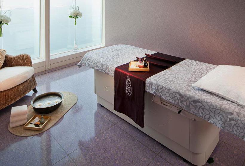 Wellness Hotel Jumeirah Burj Al Arab  Dubai