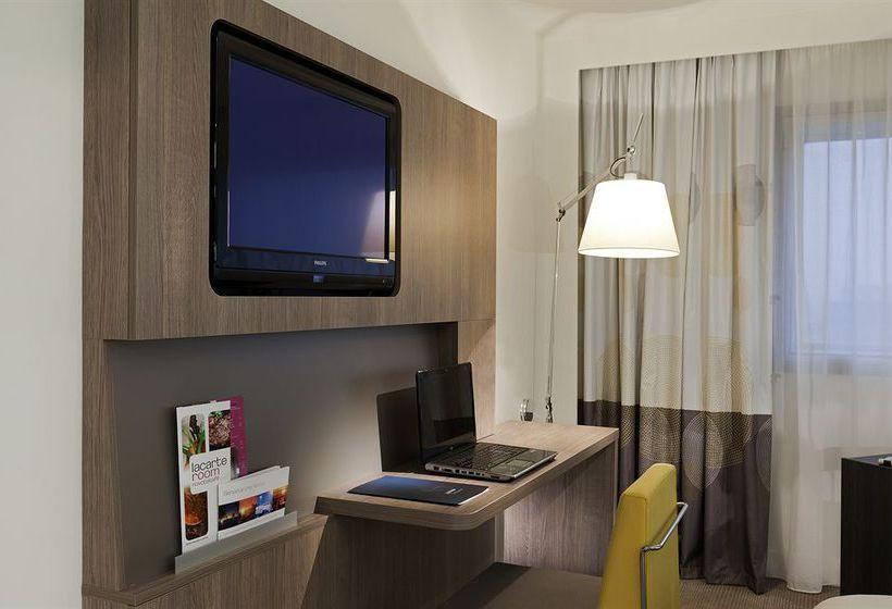 Novotel Brussels Centre Tour Noire