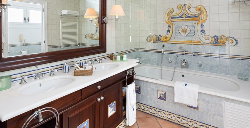 Bathroom Seaside Grand Hotel Residencia Maspalomas