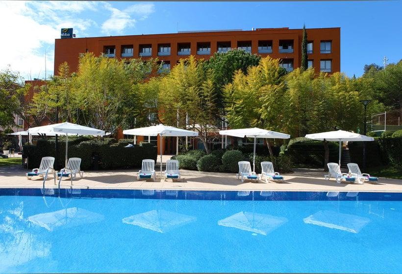 Hotel abba garden en esplugues de llobregat destinia - Hotel piscina barcellona ...