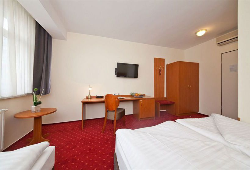 Novum Business Hotel Belmondo Hamburg