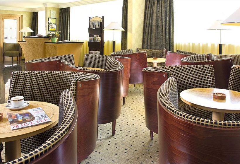 Hotel Crowne Plaza Liverpool -John Lennon Airport
