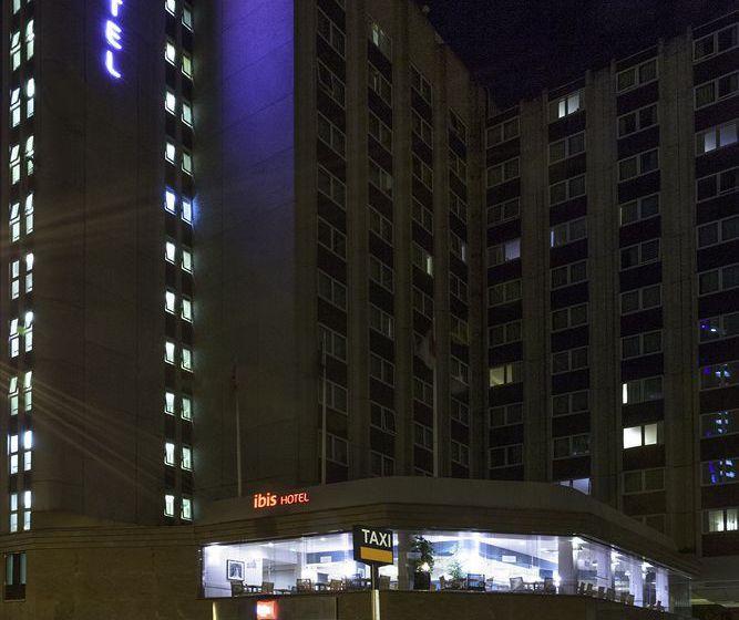 Hotel ibis london earls court en londres destinia for Hotel ibis salamanca telefono