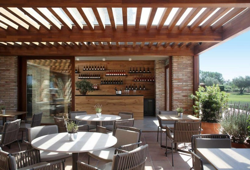 Terrace Hotel Peralada Wine Spa & Golf
