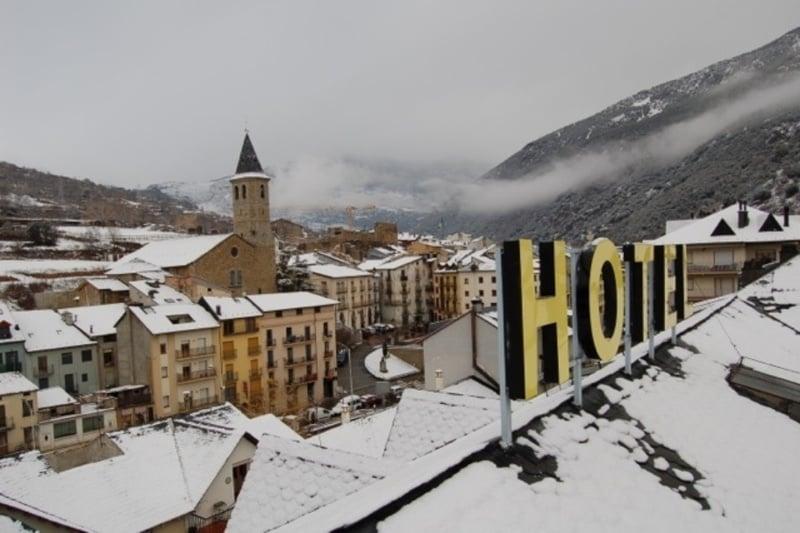 Hotel Pessets Sort
