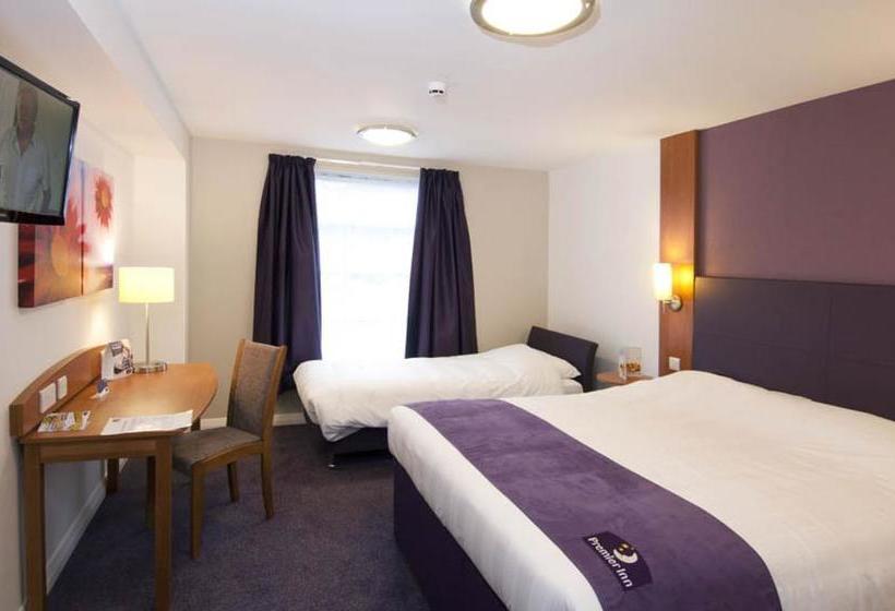Hotel Premier Inn City Centre South Glasgow