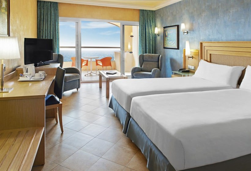 Hotel Elba Sara Beach & Golf Resort  Caleta de Fuste