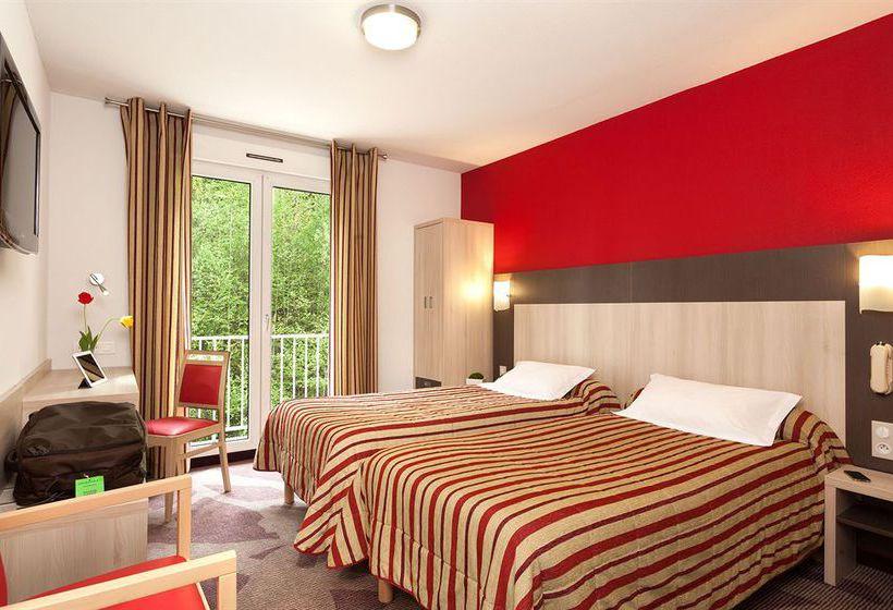 Hotel Roissy Lourdes