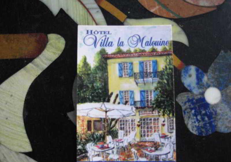 Hotel Villa La Malouine Nice