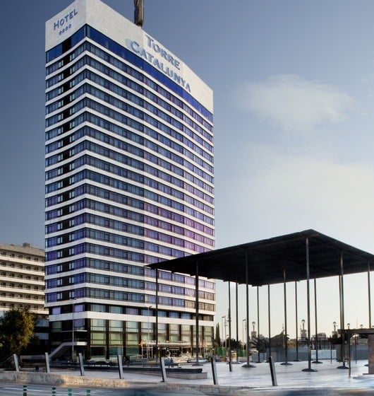 gran hotel torre catalunya barcelone partir de 55 destinia. Black Bedroom Furniture Sets. Home Design Ideas