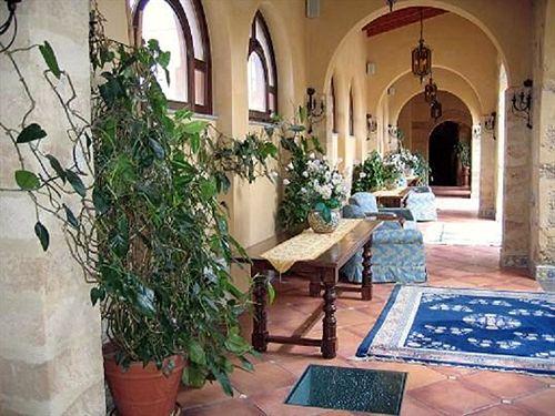 Hotel Baglio Conca d'oro Palermo