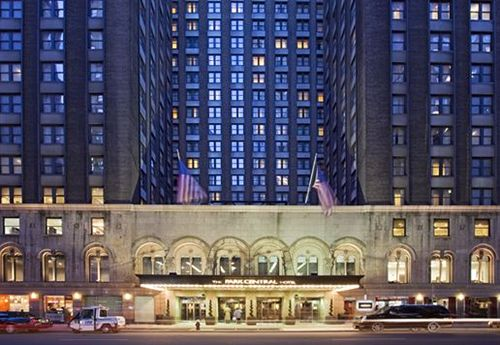 Hotel Park Central New York