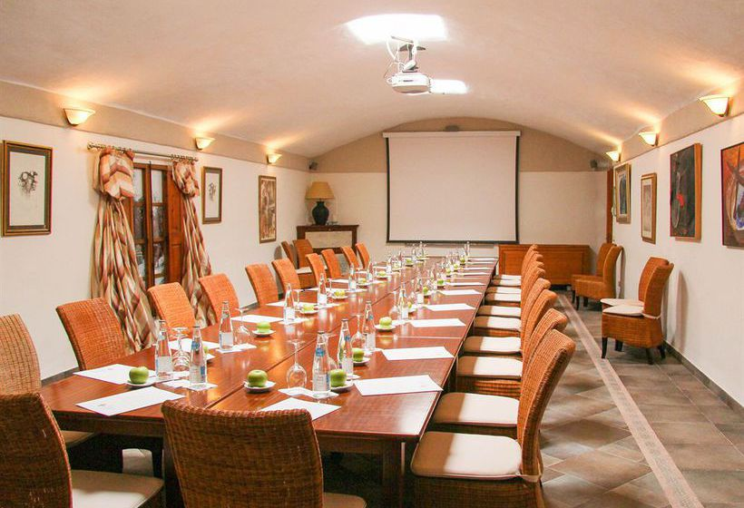Meeting rooms Rural Hotel S'Olivaret Alaro