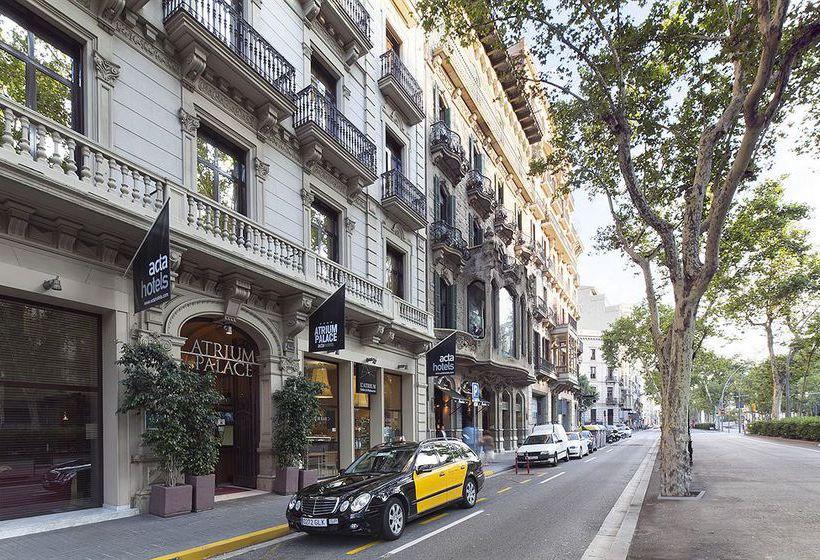 Hotel Acta Atrium Palace Barcelona