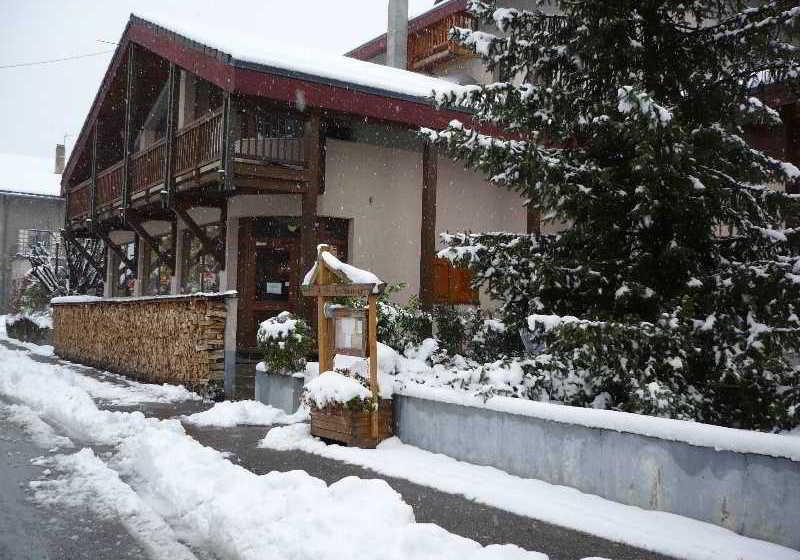 Hotel Hôtel & Spa La Tourmaline Aime