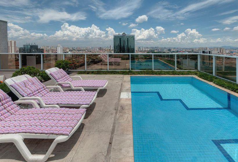 Hotel Tryp Sao Paulo Tatuape São Paulo