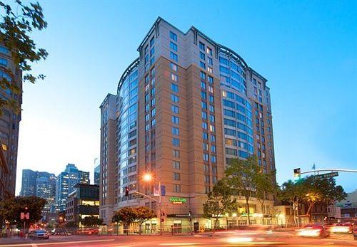 Hotel Courtyard San Francisco Downtown