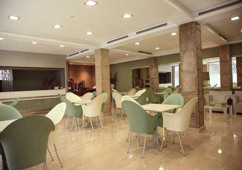 Hotel Cesaraugusta Saragossa