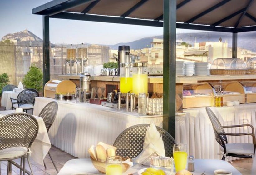 Terrace Hotel Jason Inn Athens