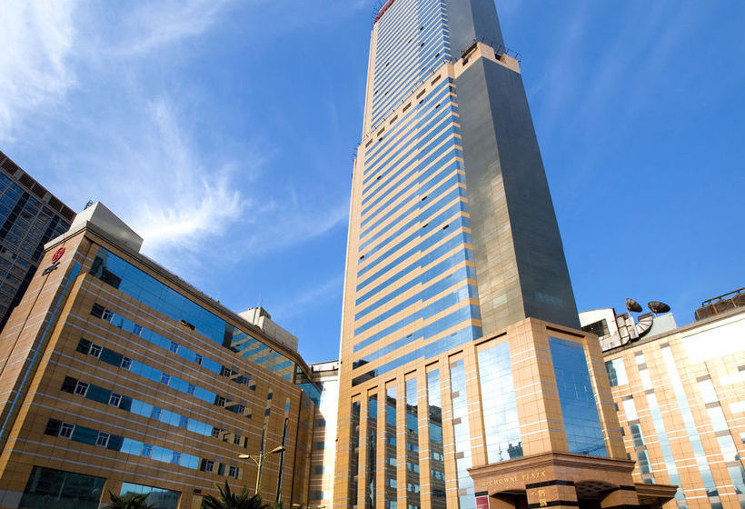 Crowne Plaza Nanjing Hotel & Suites