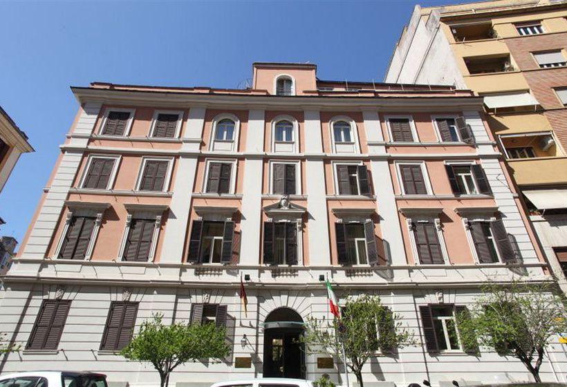 Hotel Delle Vittorie Rome