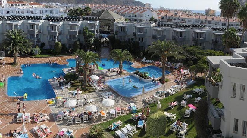 Swimming pool Apartamentos HG Tenerife Sur Los Cristianos