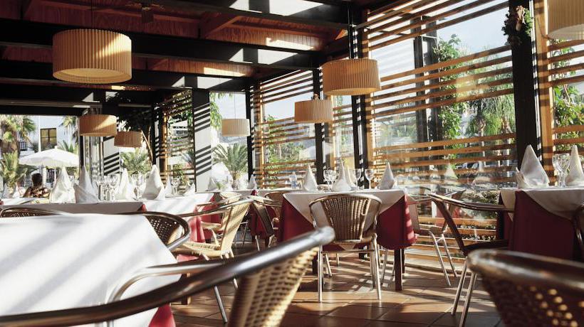 Restaurant Apartamentos HG Tenerife Sur Los Cristianos