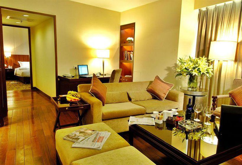 Hotel Jianguo Garden Beijing