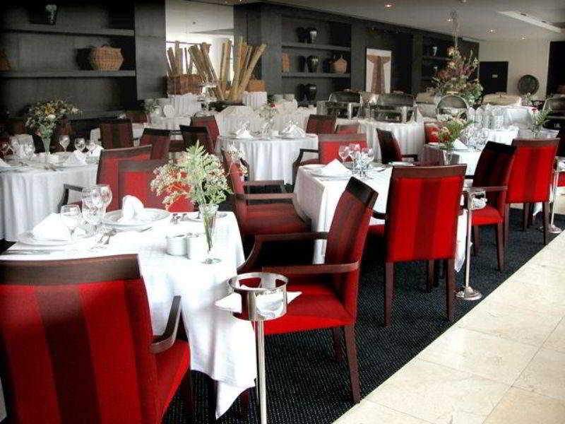 رستوران هتل Royal Garden Ponta Delgada
