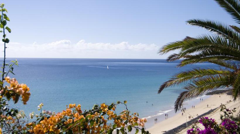 Outside Hotel SBH Club Paraíso Playa Playa de Esquinzo
