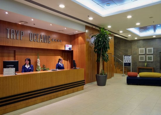 Hotel tryp valencia oceanic en valencia destinia for Oceanografic telefono