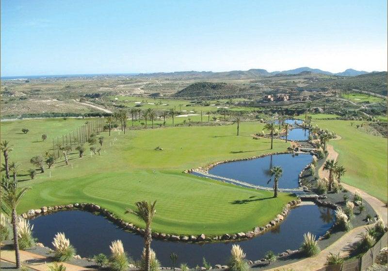 Instalaciones deportivas Valle del Este Golf Resort  Vera