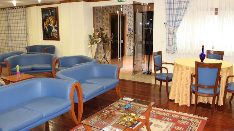 Common areas Hotel AJ Chaves