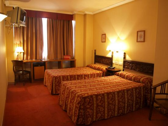 Room Hotel Don Luis Madrid