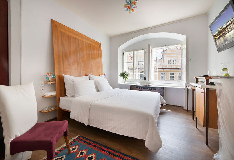 Hotel Neruda Prague