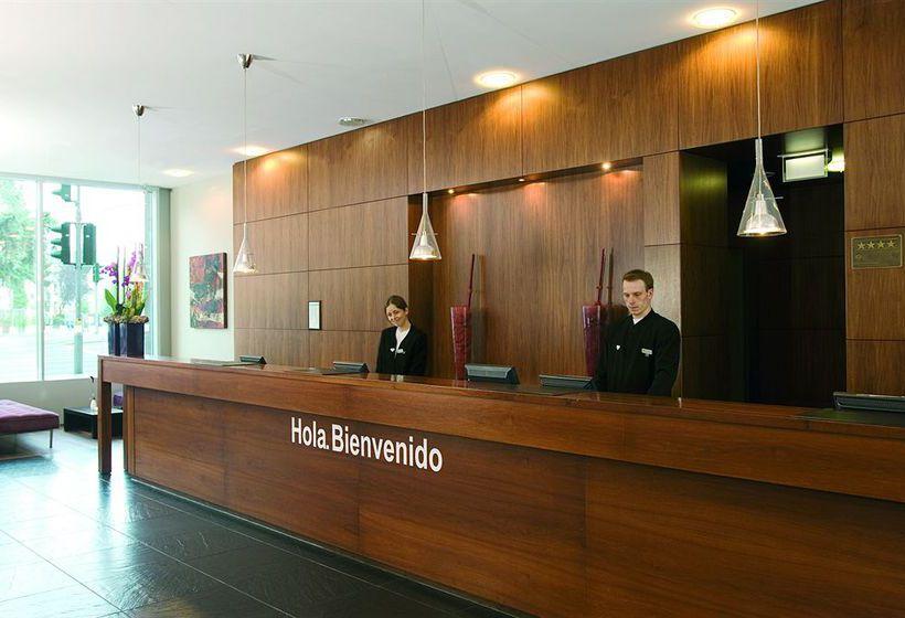 Hotel Nh Düsseldorf City Nord