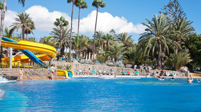 Ifa interclub atlantic hotel en san agust n destinia for Piscina 29 de abril telefono