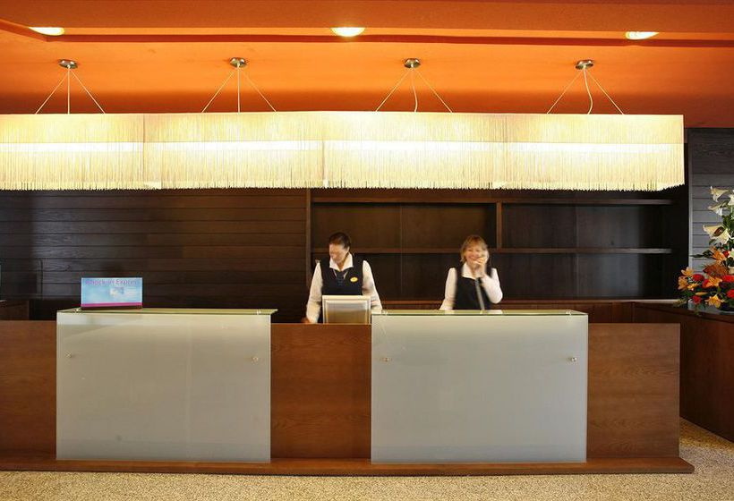 Front desk Hipotels Mediterraneo  - Adults Only Sa Coma