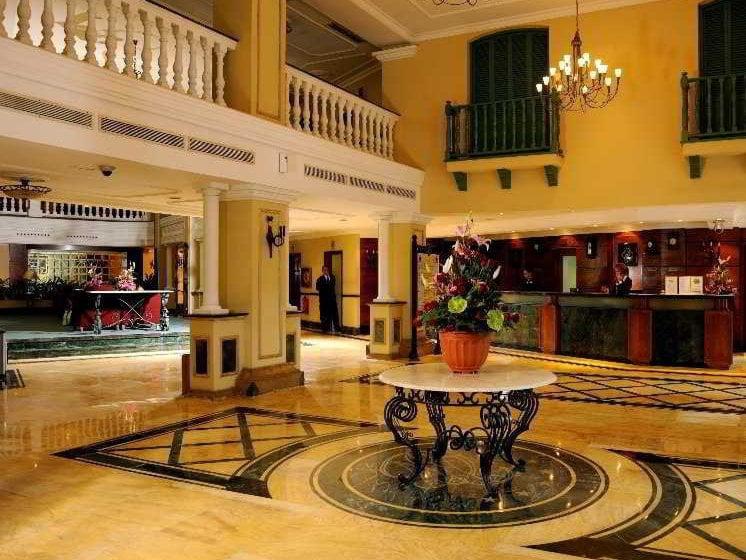 Hotel Iberostar Parque Central Havana