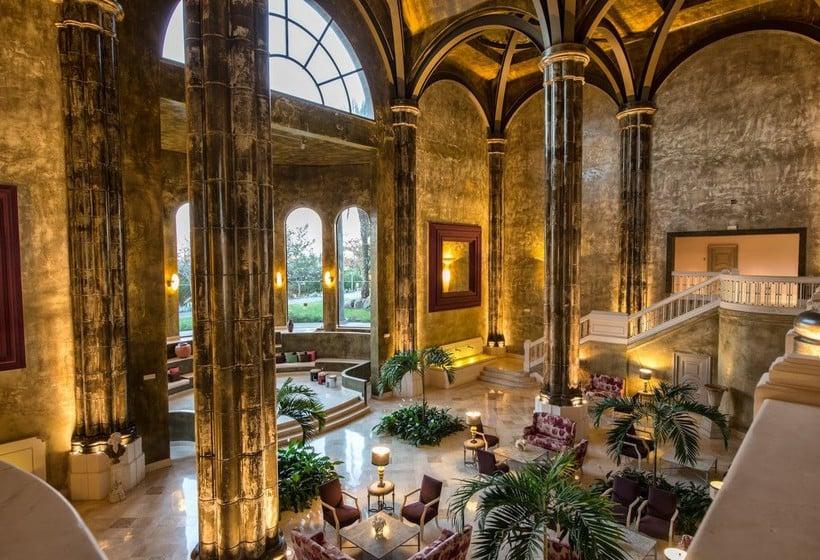 Reception Lopesan Villa del Conde Resort & Thalasso Meloneras