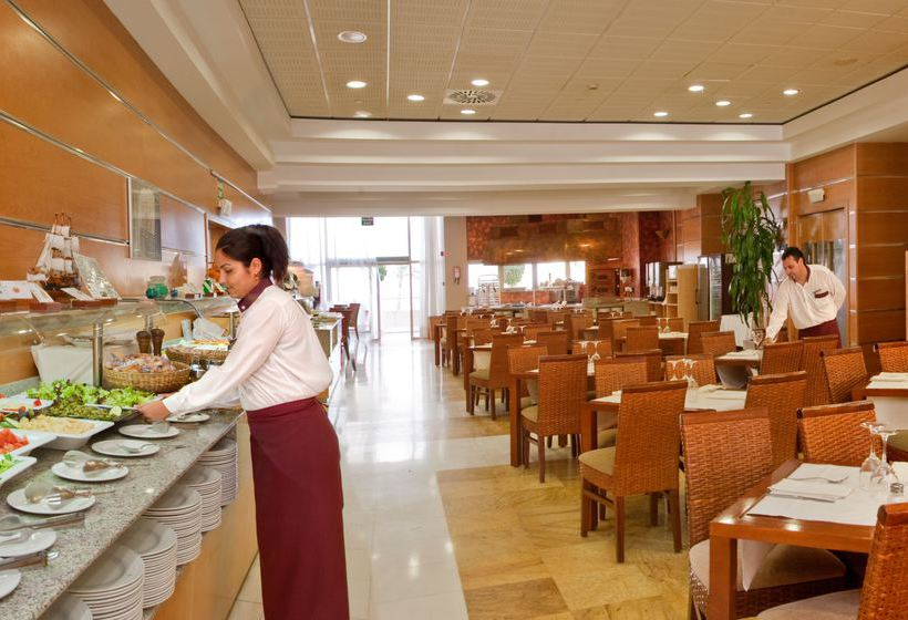 Restaurant Hotel SH Ifach Calpe