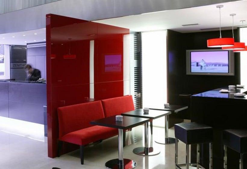مناطق متداول هتل Zenit Bilbao بیلبائو