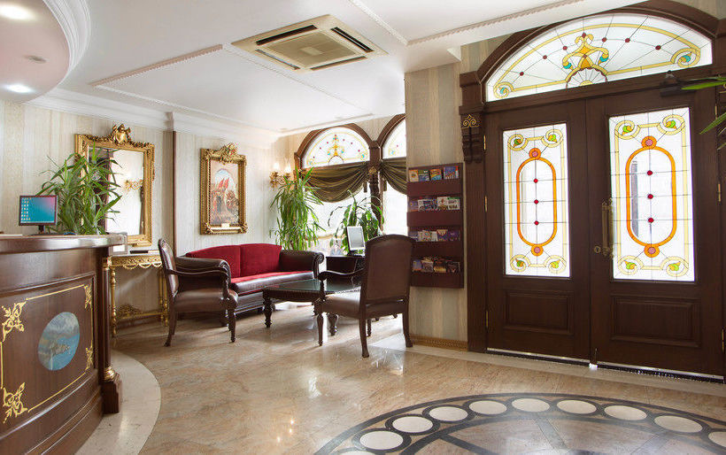 Hotel Best Western Empire Palace Istanbul