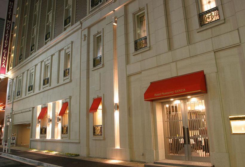 Hotel Monterey Ginza Tokyo