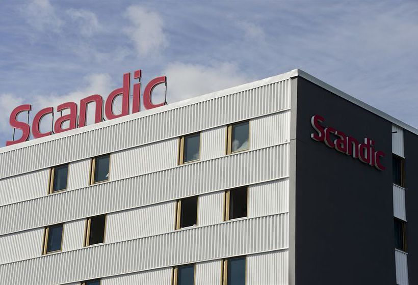 Hotel Scandic Taby