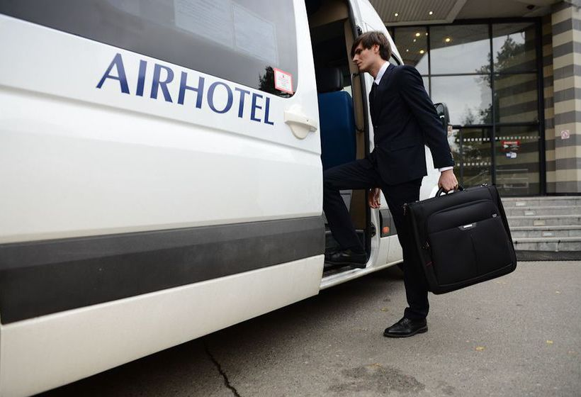 Airhotel Domodedovo Moscow