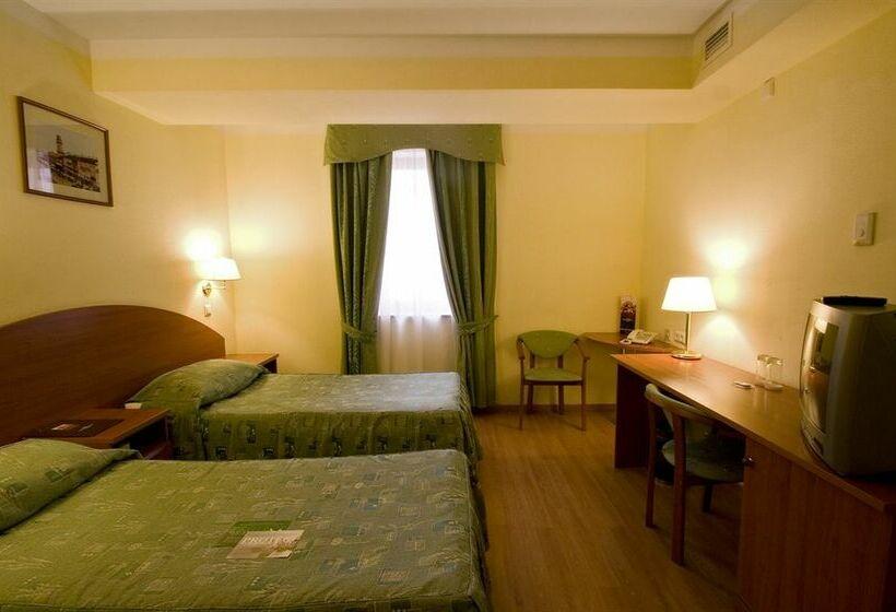 Hotel Dostoevsky Saint Petersburg