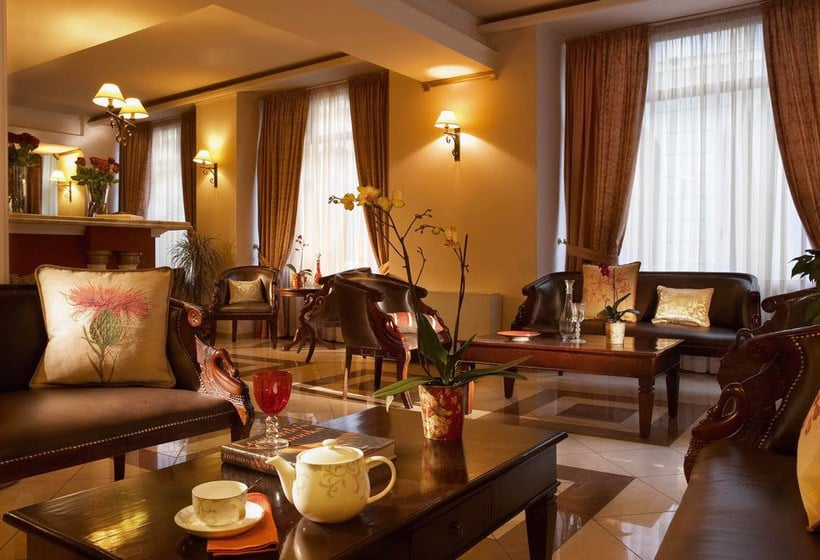 Common areas Hotel Luxembourg Thessaloniki
