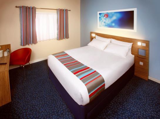 Hotel Travelodge Leeds Central